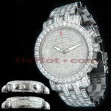 17 best images about watch feign stainless steel only 2 of these men s presidential benny co watches were made this custom diamond benny