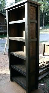 rustic book shelf reclaimed rustic bookcase on rustic bookshelves rustic bookcase with glass doors rustic