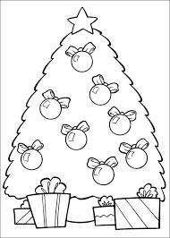 Kleurplaat Kerstmis Peuters