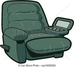 recliner chairs clip art. Fine Recliner Reclining Chair  Csp14835263 In Recliner Chairs Clip Art Can Stock Photo