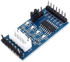 BouBou <b>3Pcs Uln2003 Stepper</b> Motor Driver Board Module: Amazon ...