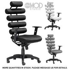 unico office chair. Wonderful Chair Image Is Loading UnicoOfficeChairPillowOfficeChairZUOModern With Unico Office Chair E