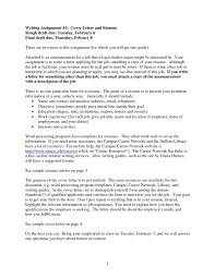 Steps To Writing A Resume And Cover Letter Jmcaravans