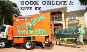 college hunks hauling junk nj.  College Junk And College Hunks Moving Left In Hauling Nj