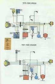 honda xr 250 wiring diagram wiring schematic diagram app beamsys co 1982 honda xr80 wiring diagram wiring diagram honda crf 50 wiring diagram honda xr250 wiring diagram