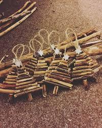 Merry Christmas Decoration Wood Christmas New Year Decoration Wooden Branch Christmas Tree