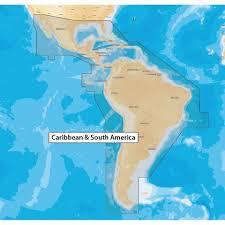 Navionics 3xg Central South America Marine And Lake Charts On Compact Flash