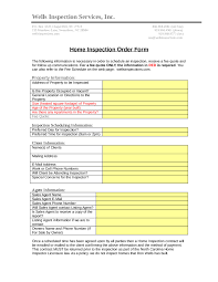 Sample Home Inspection Checklist Home Inspection Checklist Template Wwwallaboutyouthnet 5