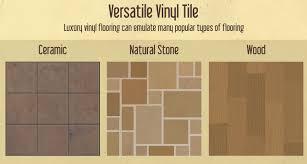the vinyl frontier versatile vinyl tile
