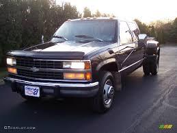 All Chevy chevy c3500 : 1993 Black Chevrolet C/K 3500 C3500 Silverado Crew Cab #21773928 ...