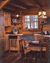 rustic cabin kitchens. 25 Best Ideas About Small Cabin Kitchens On Pinterest Photo Details - From These Image Rustic