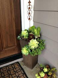artificial flowers for outside garden exhort me