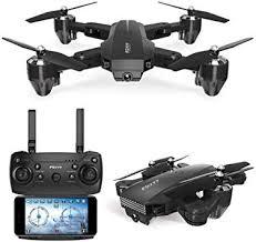 Riotis <b>FQ35</b> Mini <b>Drone</b> with Camera WIFI HD FPV, Foldable RC ...