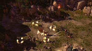 This anniversary edition combines both titan quest and titan quest immortal throne in one game, and has been given a massive overhaul for the ultimate arpg experience. Titan Quest Anniversary Edition On Steam