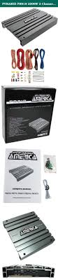 17 beste ideer om car audio amplifier på pyramid pb918 2000w 2 channel car audio amplifier power bridgeable 8 ga amp kit
