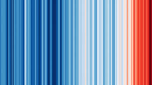 Climate Central 2019 Show Your Warming Stripes Climate