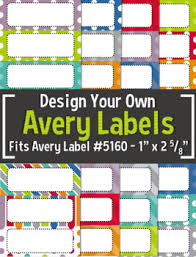 avery 1 x 2 5 8 template