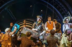 Cirque Du Soleil Kurios Grand Chapiteau At Marymoor Park