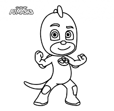 Coloring Pages Pj Masks Coloring Pages Pdf Incredible To Download