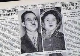 До конца стояли за свои убеждения»: 65 лет назад в США казнили супругов Розенберг, обвинённых в шпионаже в пользу СССР — РТ на русском