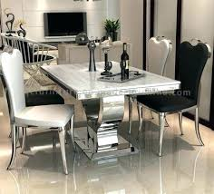 dining table marble top black marble top round dining table klasssite marble top dining table set singapore