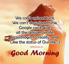 Good Morning Quotes In English Best of Quote Of The Day Good Morning Inspirational Quotes English Latest
