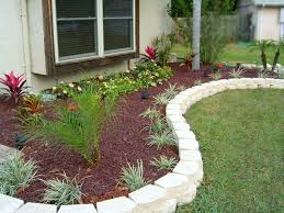 explore flower bed edging front beds more