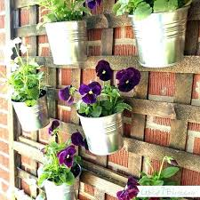 wall planter ideas planters large outdoor for prepare 2