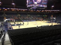 John Paul Jones Arena Section 115 Rateyourseats Com