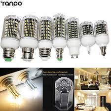 5x 10x <b>Wholesale LED Corn Bulb</b> E26 E27 E12 E14 G9 GU10 4014 ...