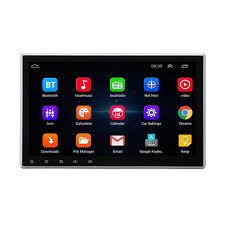 Máy Nghe Nhạc Đa Phương Tiện 10.1 2G + 32G Dành Cho Android 6.0 Dàn Âm Thanh  Xe Hơi 1DIN 4 Nhân Bluetooth WIFI GPS nav Quad Core Video Đài MP5 Người  Chơi|