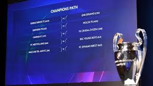 Лига чемпионов — самый престижный футбольный турнир европы, собирающий огромное количество просмотров и денежных средств. Sostoyalas Zherebevka Tretego Kvalifikacionnogo Raunda Ligi Chempionov Uefa 2020 2021 Sport