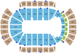Gila River Stadium Seating Chart Blake Shelton Gila River Arena Seating Chart Glendale