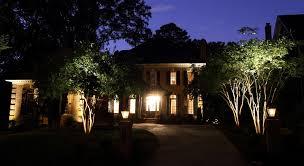 outdoor led landscape lighting landscape lighting contractor