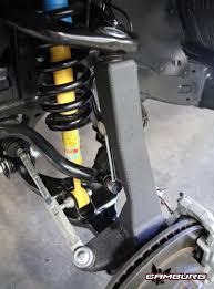 Camburg Toyota Tacoma Prerunner 05-17 4.0 Performance Spindles ...