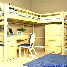 bunk bed ideas loft design plans pallet triple diy full size with stairs