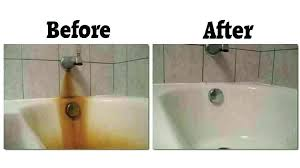 how to remove stains from a bathtub remove rust from bathtub remove rust stain from bathtub