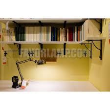 Chính hãng IKEA] Đèn bàn học cao cấp kiểu dáng cổ điển Ikea FORSA chất liệu  thép mạ Chrome màu Bạc sáng bóng giảm chỉ còn 750,000 đ