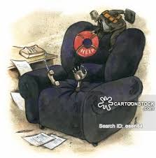Uncomfortable Chair Cartoons and Comics funny pictures from