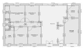 Plan Maison Plain Pied 140m2 Fabulous Modle Savina Maison De
