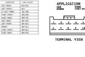 1995 honda accord stereo wiring diagram 1995 image wiring diagram for 1990 honda accord radio wiring on 1995 honda accord stereo wiring