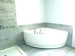 corner bathtub shower combo tub dimensions small bathtubs for spaces bathroom