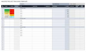 015 Project Management Excel Risk Dashboard Template
