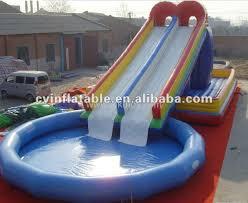 inflatable inground pool slide. Inflatable Pool Slide Slides For Inground Pools,