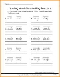 letter writing worksheets for grade 3 luxury collection of writing worksheets for 2nd grade pdf of
