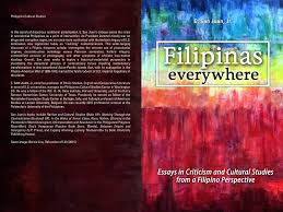 The E San Juan Jr Archive Filipino Writers In The United States
