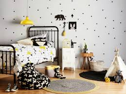 Monochrome Bedroom Design 10 Ways To Pull Off A Bw Kids Room Clever Little Monkey