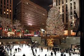 christmas tree lighting chicago. Rockefeller Center Christmas Tree Lighting Chicago B