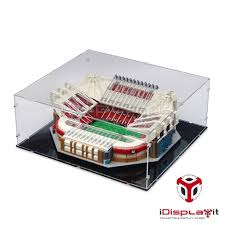 We will provide further information when we. Display Cases For Lego Lego Creator 10272 Old Trafford Manchester United Stadium Display Case Display Cases For Lego Sets Collectible Display Cases Showcase Protect From Dust Idisplayit