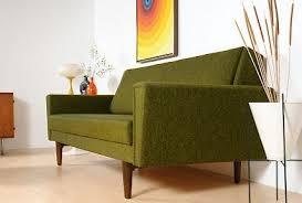 Amazing Vintage Danish Modern Sleeper Sofa Apartment Therapy